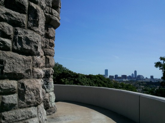 Prospect Hill Tower, August 2013