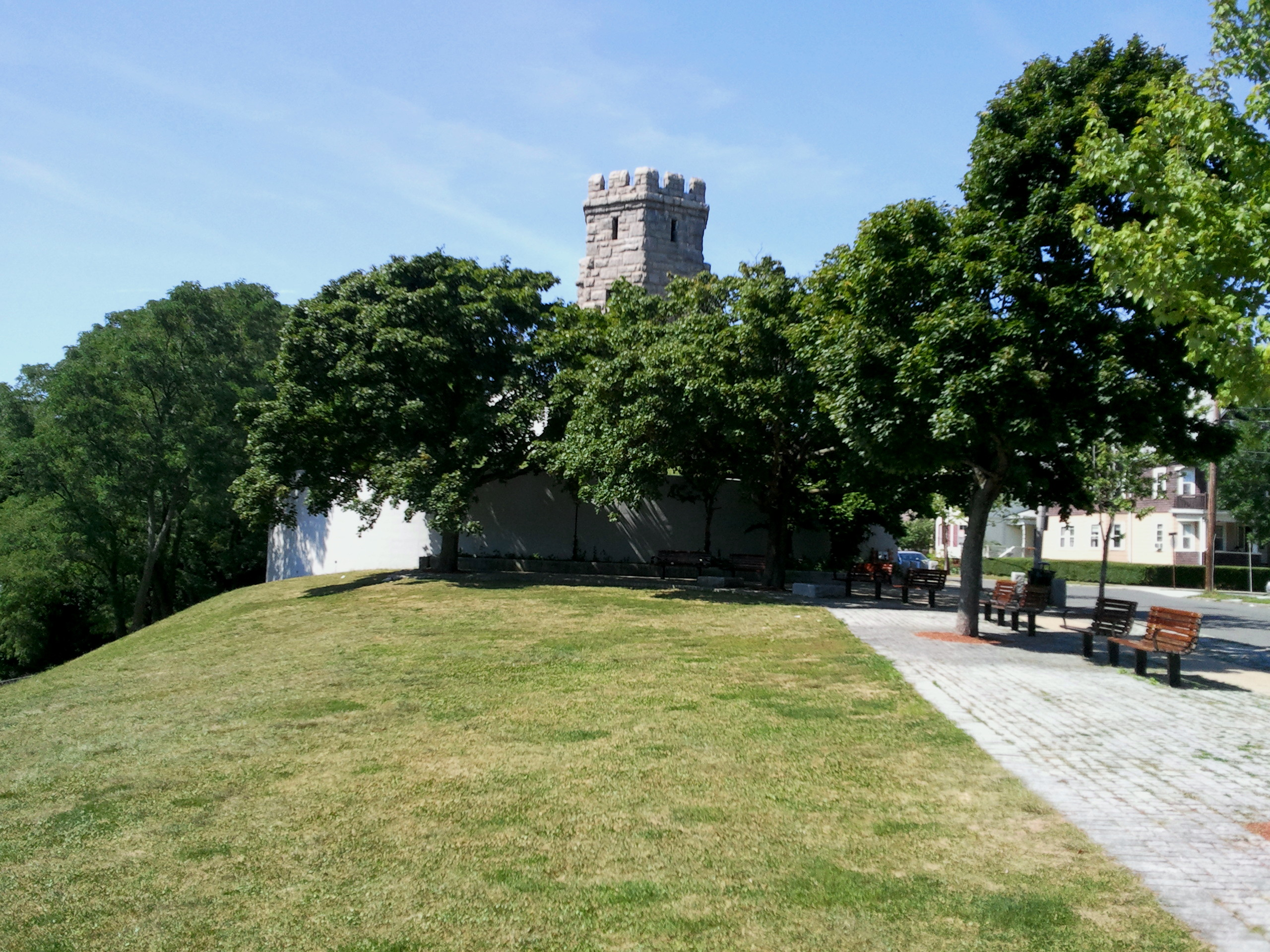 Prospect Hill Park And Tower