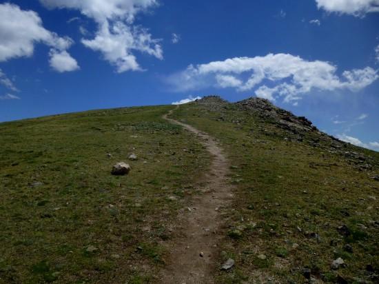 Marmot Point Trail
