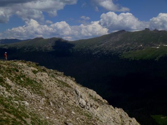 Marmot Point, July 2013