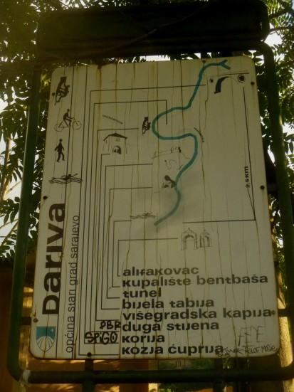 Map of Dariva