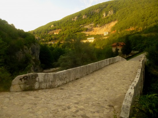 Kozija cuprija, or Goat's Bridge