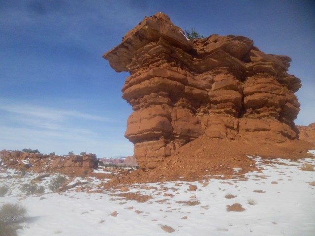 Point 6,230', Capitol Reef National Park