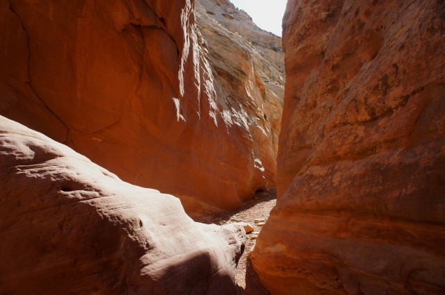 Narrows in Bell Canyon