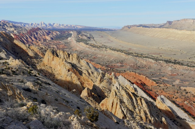 Strike Valley Overlook, Capitol Reef National Park, February 2015
