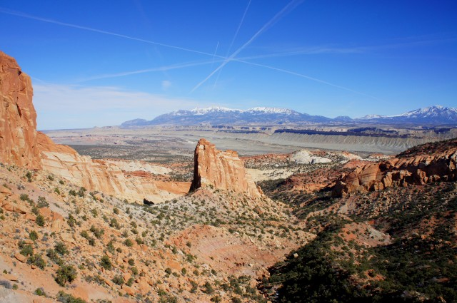 Red Canyon, Capitol Reef National Park, February 2015