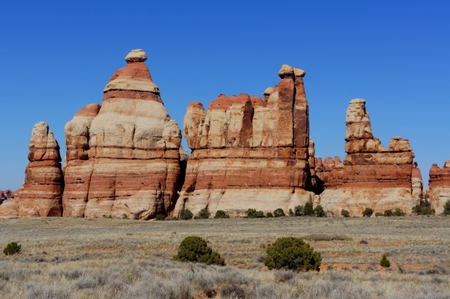 Chesler Park Trail, Canyonlands National Park (Needles District), March 2015
