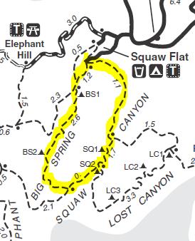 lands end trail map pdf