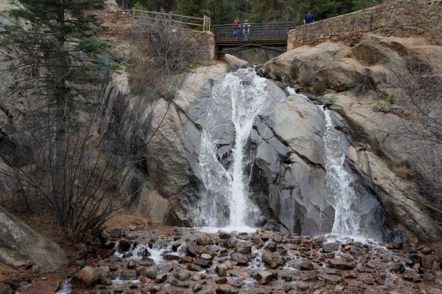 Helen Hunt Falls, North Cheyenne Canyon Park