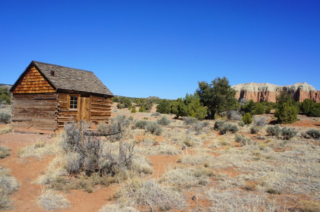 Morrell Cabin, Capitol Reef National Park, March 2015