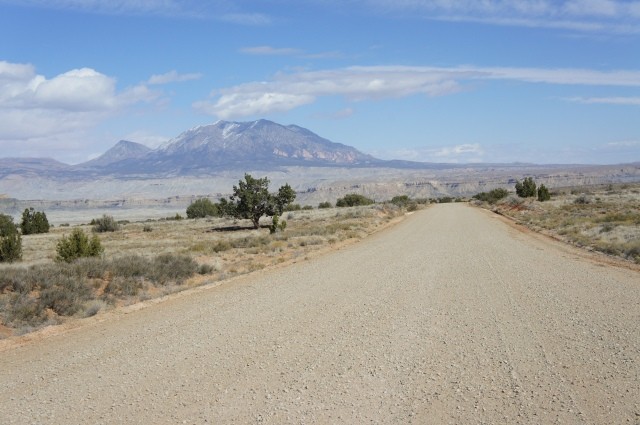 Burr Trail to Bullfrog, February 2015