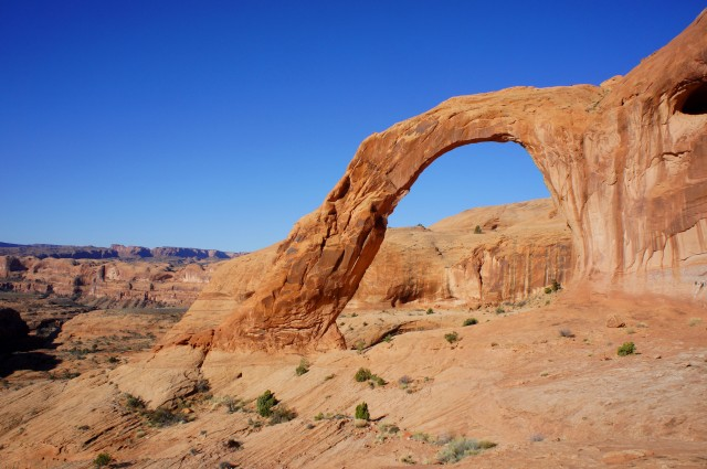 Corona Arch, Moab area, March 2015
