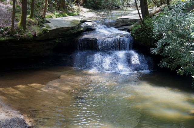 Creation Falls, Rock Bridge Loop Trail
