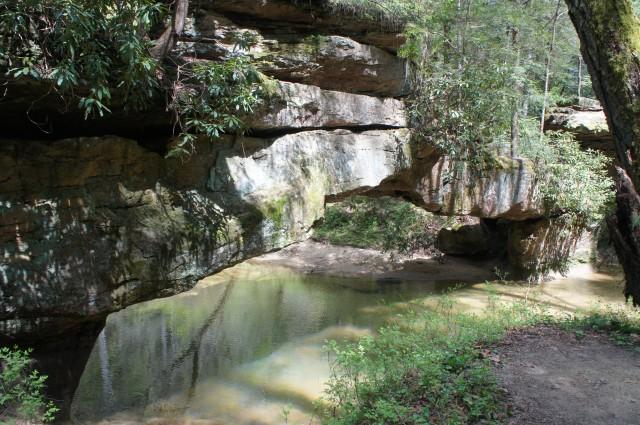 Rock Bridge