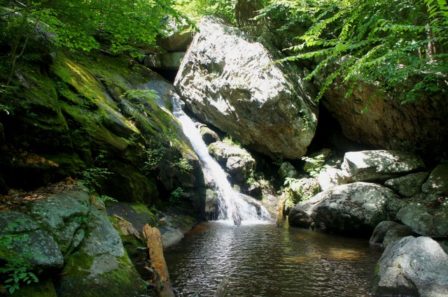 Hazel Falls, Shenandoah National Park