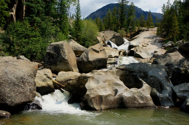 Cascades, Grottos Day Use Area, White River National Forest