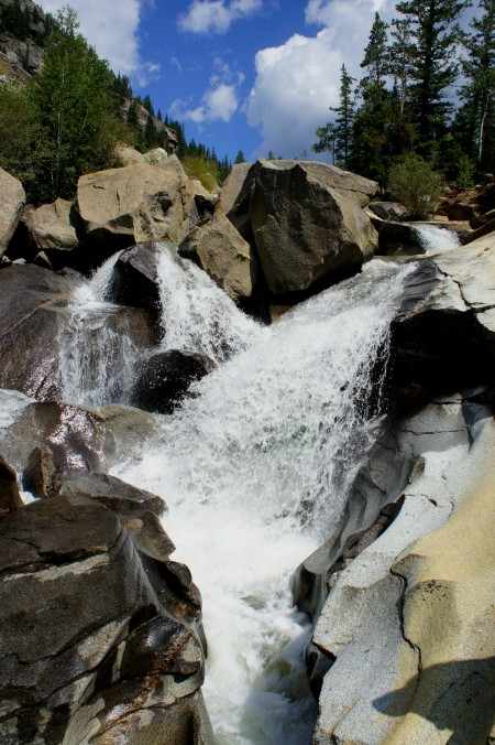 Cascades, Grottos Trail, White River National Forest
