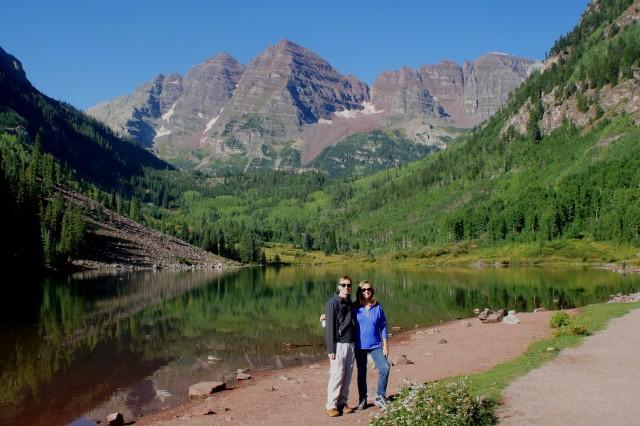 Maroon Lake Trail