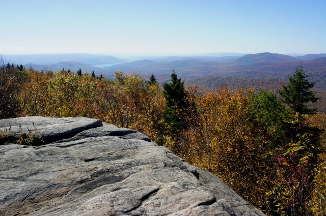 Hadley Mountain, Adirondack Park, October 2015