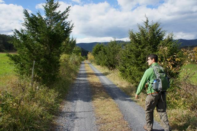 Culler's Trail, Shenandoah River State Park