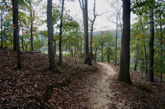 Redtail Ridge Trail, Shenandoah River State Park