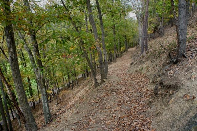 Shale Barrens Trail, Shenandoah River State Park