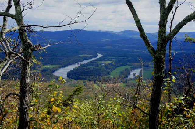 Veach Gap Trail, George Washington National Forest, October 2015
