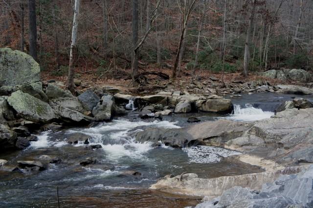 Minor cascades on Difficult Run