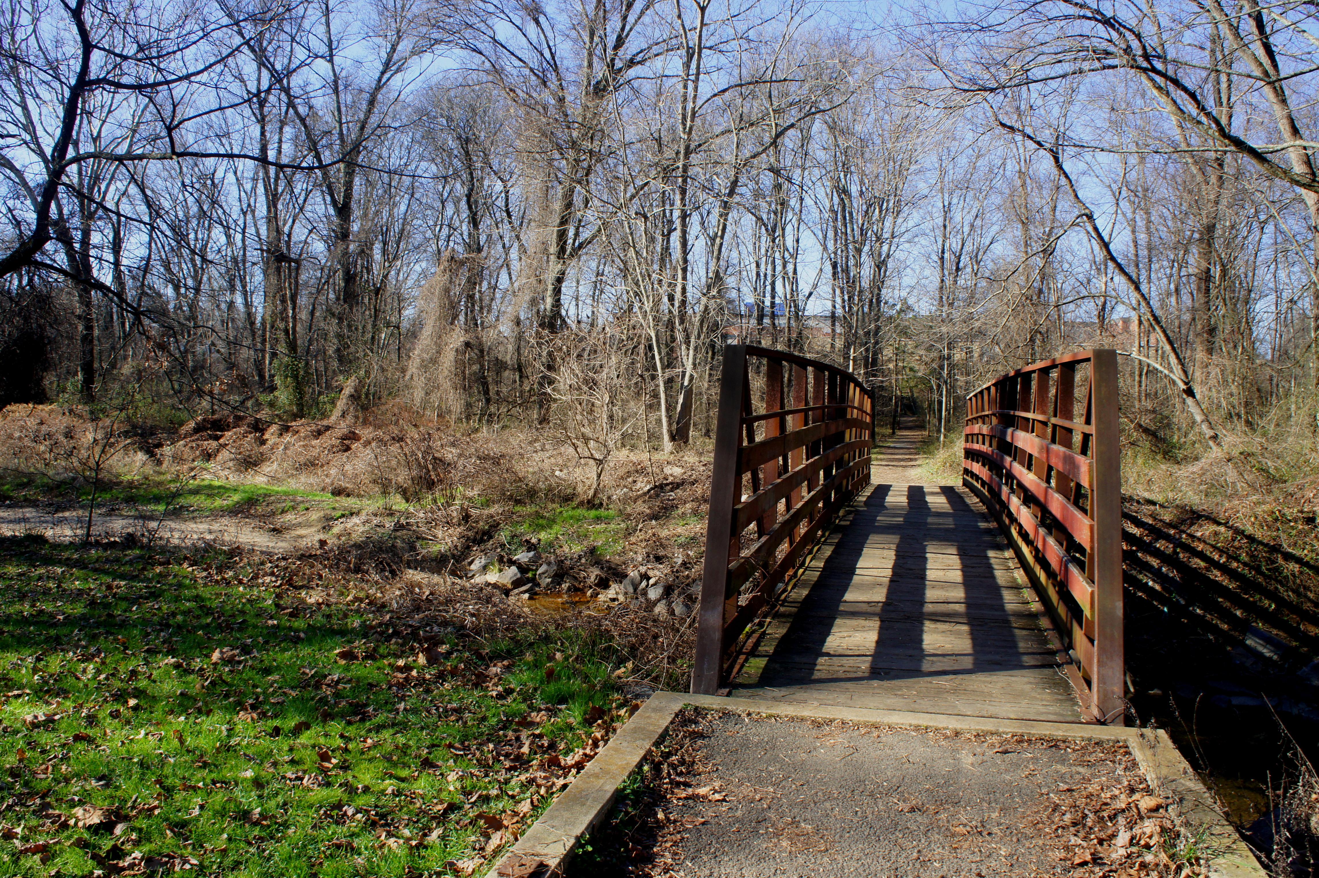 Pimmit Run Trail – Bryan Branch Rd. to Olney Park (Fairfax County ...