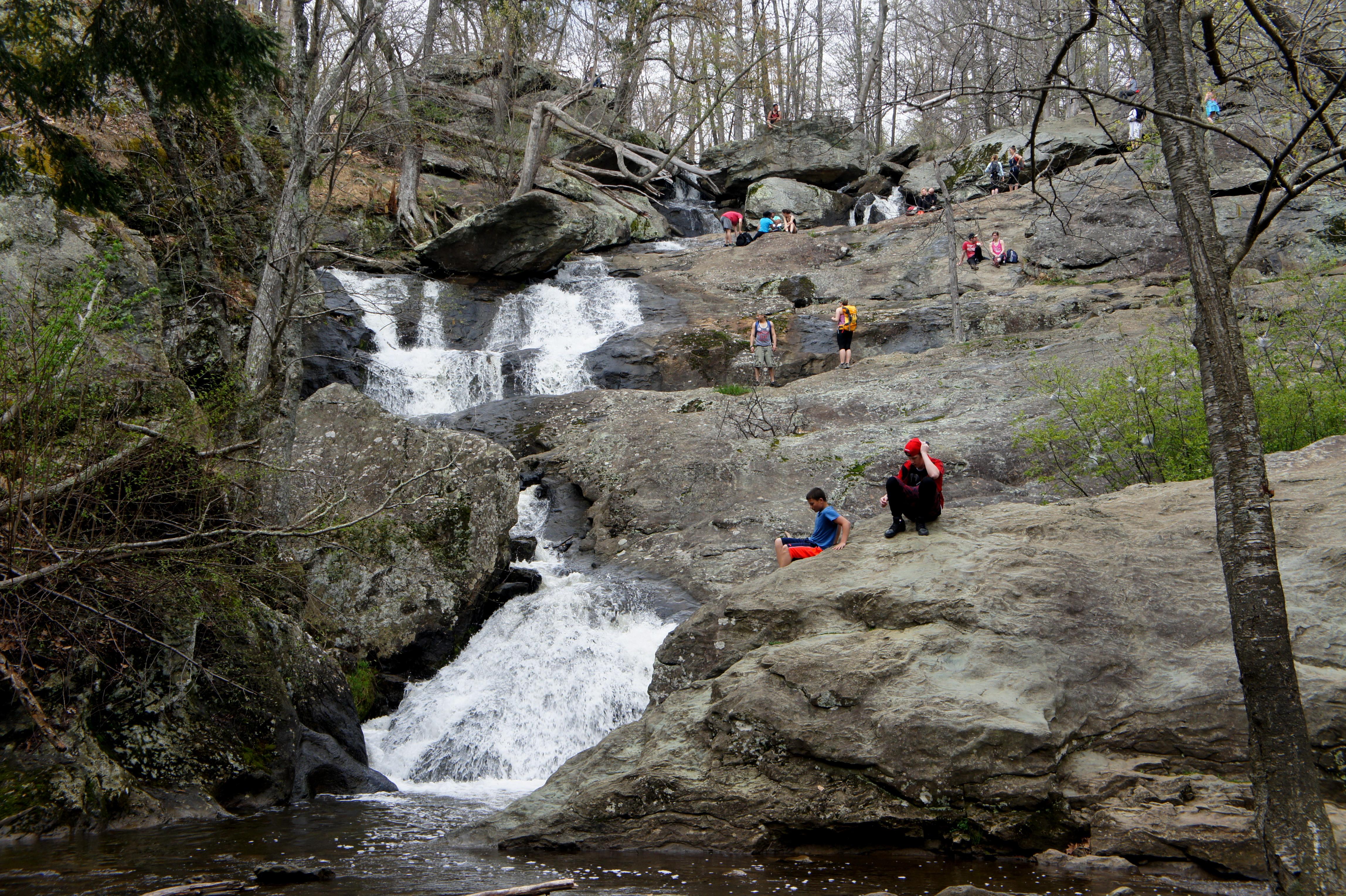 Cunningham falls state park