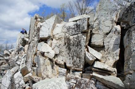 Below Cat Rock