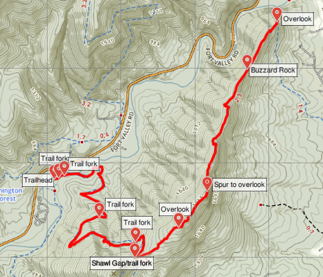 buzzard-rock-via-shawl-gap-trail-map-massanutten