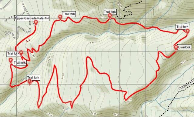 portland-trail-loop-hike-ouray-map
