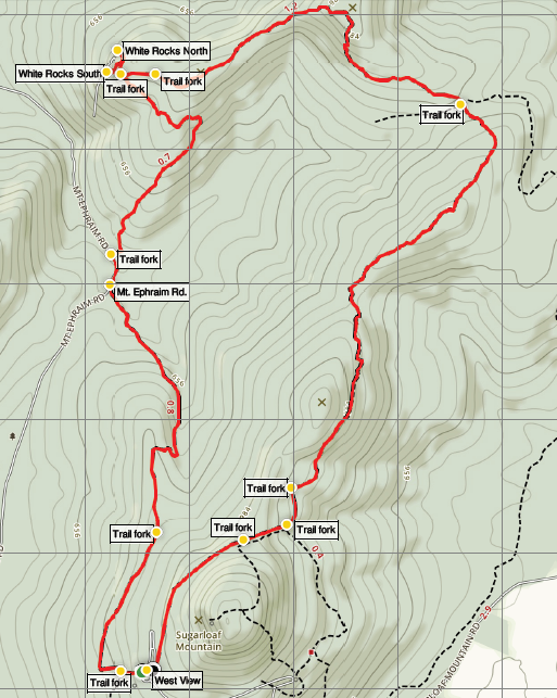 blue-trail-northern-peaks-trail-map-sugarloaf-mountain-hike