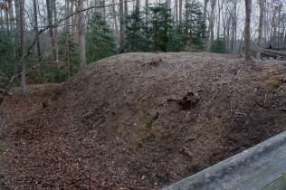 Redoubt 1, Redoubt Park, Williamsburg, Virginia