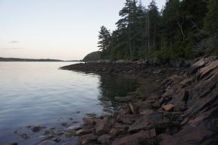 Classic Acadia view
