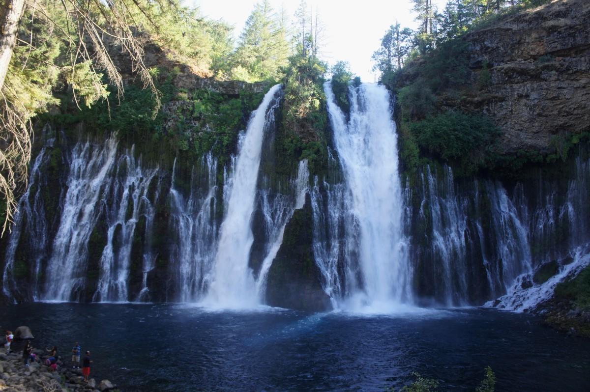 Falls Loop Trail Mcarthur Burney Falls Memorial State