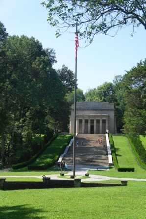 Memorial Building at Abraham Lincoln Birthplace NHP