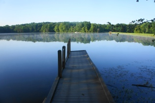 Lake Lincoln at Lincoln State Park