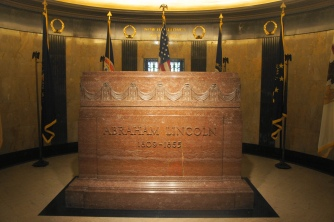 Abraham Lincoln's tomb