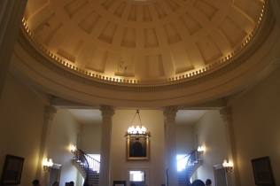 Inside the Old State Capitol